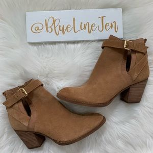 Sam Edelman Maurine Split Side Ankle Boots
